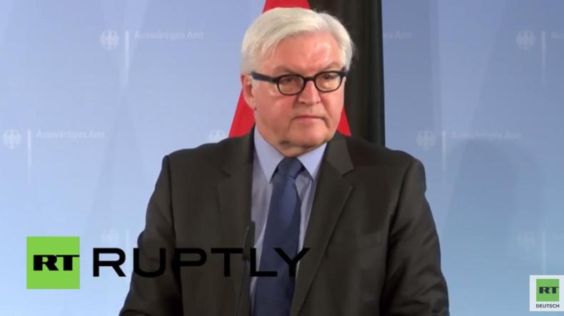 Außenminister Frank-Walter Steinmeier wünscht sich den NATO-Russland-Rat zurück