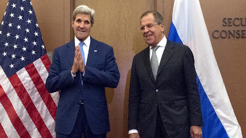 Live: Lawrow gibt Pressekonferenz in Zürich nach Treffen mit John Kerry
