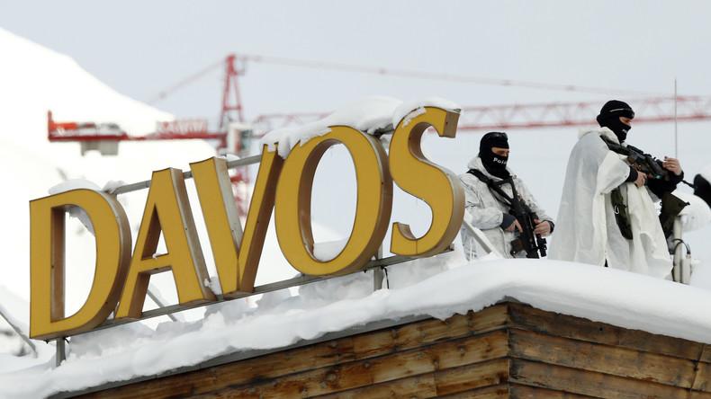 Untergangsstimmung im Alpenglühen - RT-Spezial zum Weltwirtschaftsforum in Davos