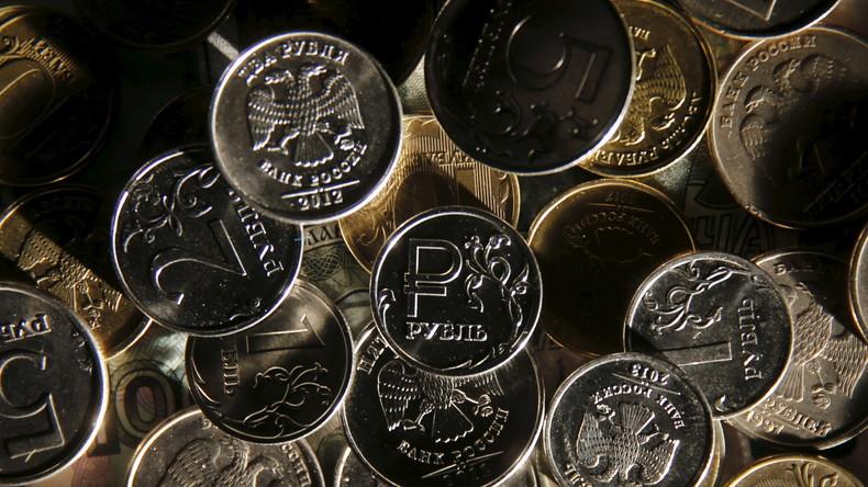 Russland reduziert signifikant Auslandsverschuldung und Kapitalflucht