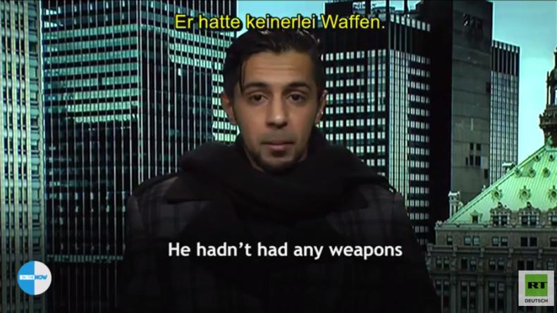 """""""Sie schossen ihm viermal in die Beine"""": Al-Nimrs Sohn im Interview nach Hinrichtung seines Vaters"""