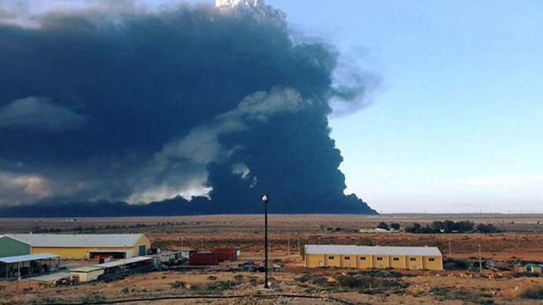 Libyen: Terrormiliz IS in der Offensive und setzt Erdölanlagen in Ras Lanuf in Brand