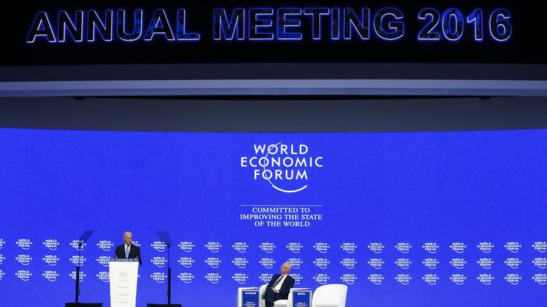 """RT-Spezial zum Weltwirtschaftsforum in Davos: Die """"Weltwirtschaftsführer"""" zeigen sich pessimistisch"""