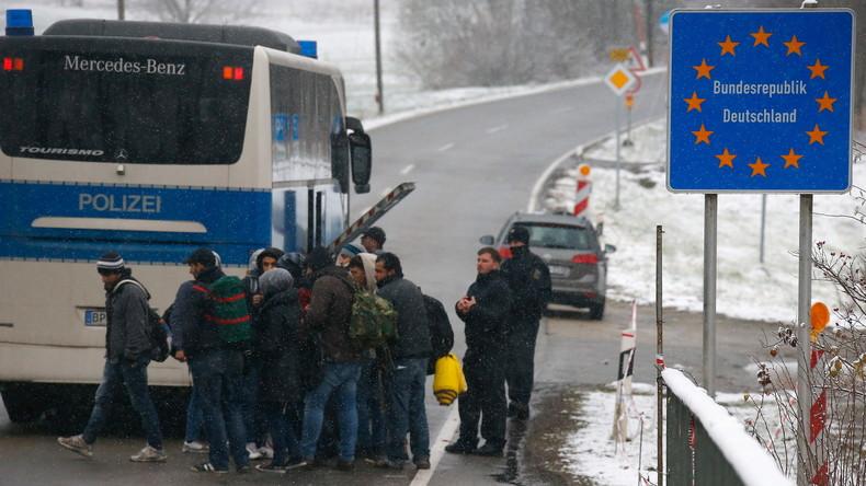 Österreichs neue Flüchtlingspolitik: Obergrenze bei 37.500 und Soldaten an der Grenze