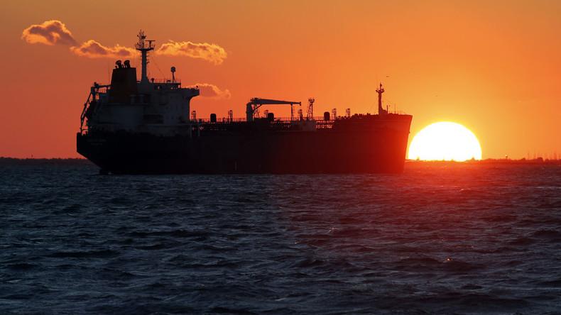 Erste US-Öllieferung nach Europa - Russland rechnet mit stärkerer Konkurrenz im EU-Markt