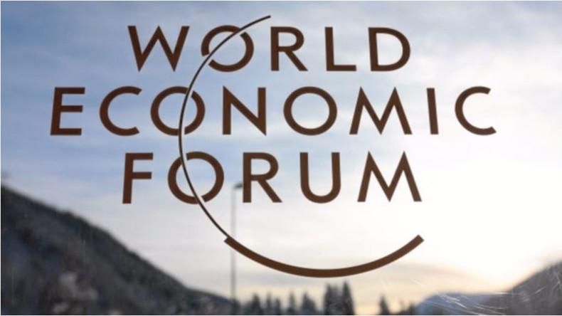Live aus Davos: US-Schauspieler Kevin Spacey über politische Macht