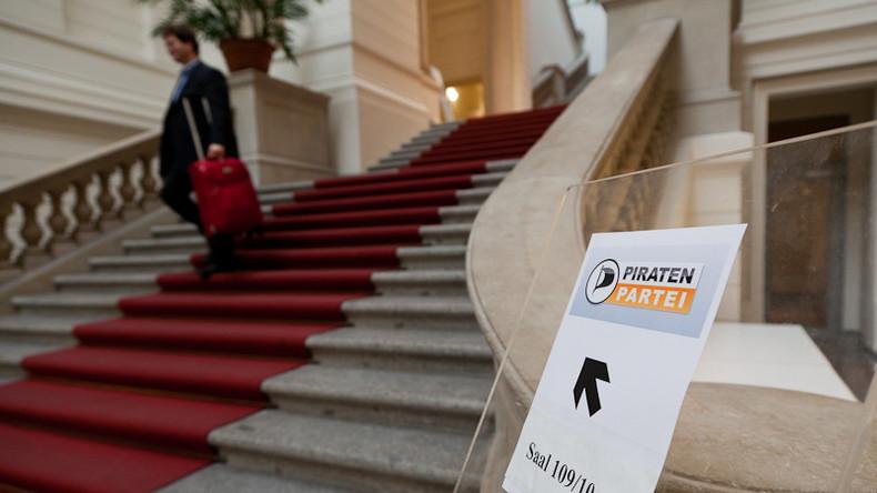 Auf zu neuen Ufern: Ex-Piraten entern Die Linke Berlin