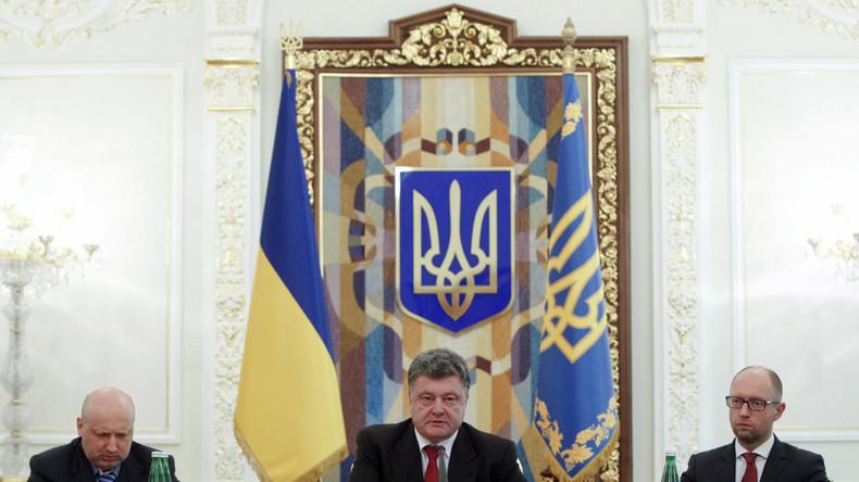 """Ukraine verbietet """"Leugnen der Okkupation der Krim"""" und verklagt deswegen Coca-Cola und Pepsi"""