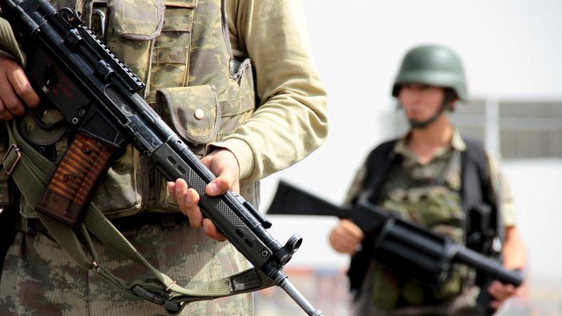 Vorwürfe gegen türkische Armee: Feuer auf unbewaffnete Kurden eröffnet, die weiße Flagge hochhielten