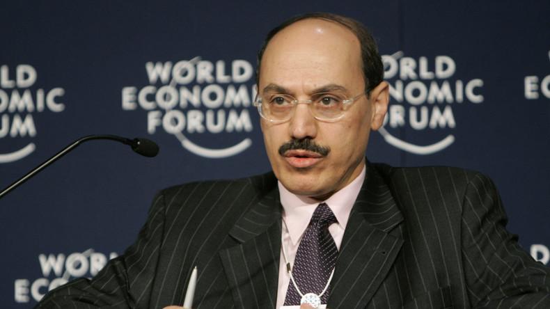 Saudi-Arabien verkündet in Davos: Wir werden weiterhin Weltmarkt mit billigem Öl fluten