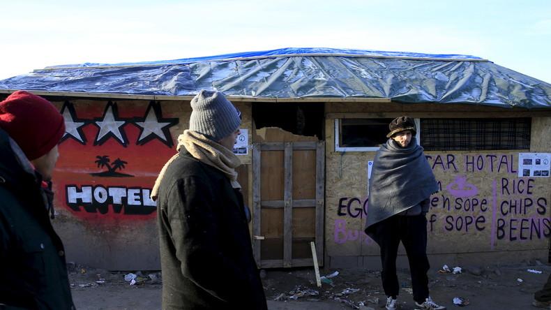 Die Dschungel-Unternehmer vom Flüchtlingscamp Calais