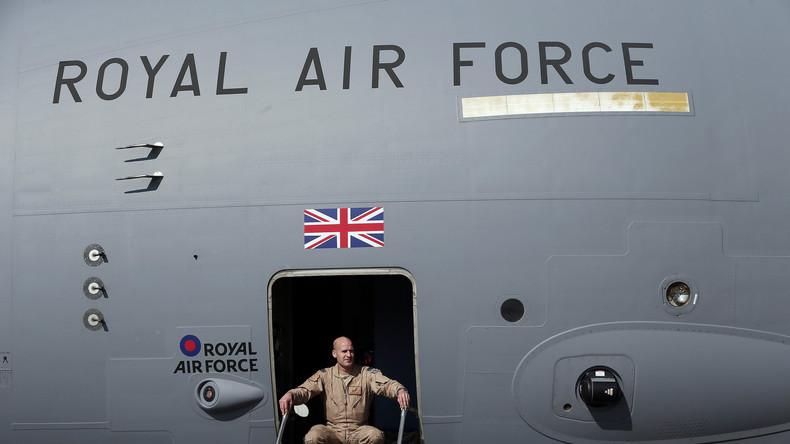 Großbritannien liefert Saudi-Arabien nicht nur Waffen sondern auch Militärberater zum treffsicheren Bombardieren in Jemen