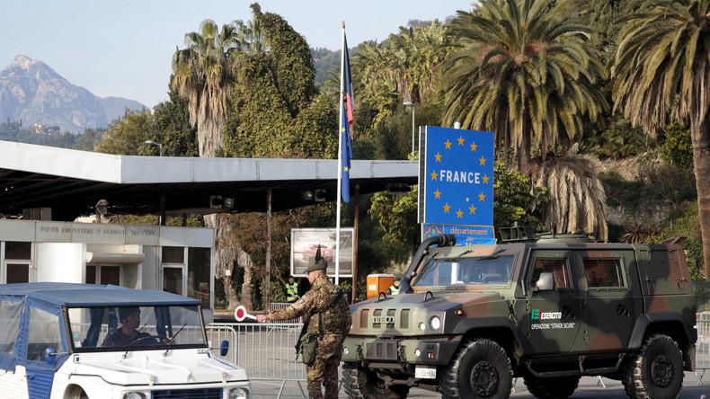 Live: EU Justiz- und Innenminister diskutieren Aussetzung der Schengenzone - Pressekonferenz