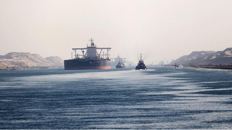 Russland und Ägypten einigen sich über Industriepark nahe strategischem Suezkanal