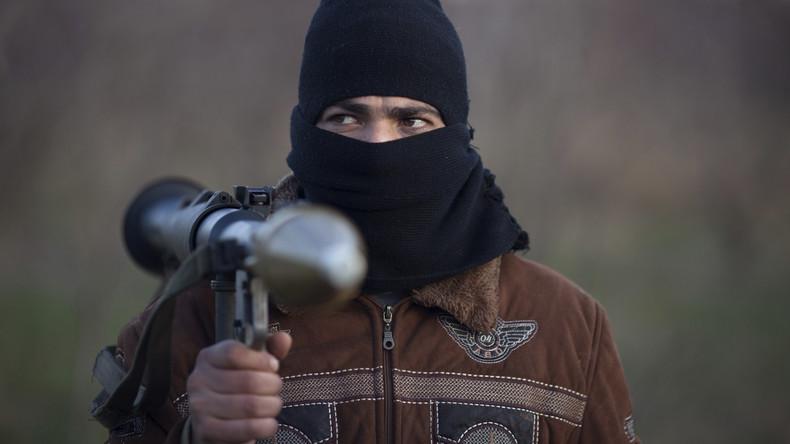 """Operation """"Timber Sycamore"""": Wie die USA islamistische Aufständische in Syrien unterstützen"""