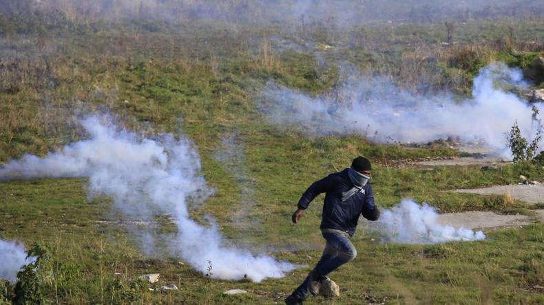 Nach neuen Unruhen im Flüchtlingslager: Einwohner von Calais fordern Einsatz von Militär
