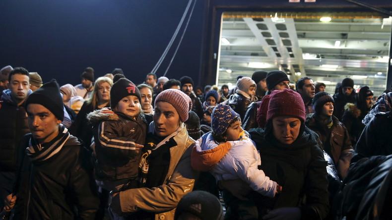 """Flüchtlings-Obergrenze: """"Das Gewaltmonopol des Staates ist zu respektieren"""""""