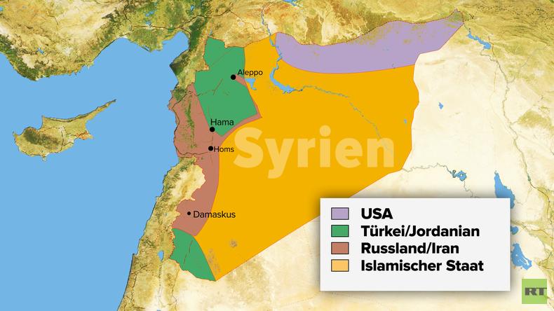 """RAND Corporation: Wurde der künftige """"Friedensplan für Syrien"""" in Santa Monica geschrieben?"""