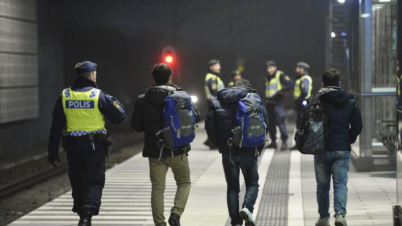 Schweden plant Massenabschiebung von abgewiesenen Asylbewerbern