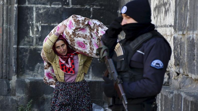 Eskalation im türkischen Bürgerkrieg: Dutzende Tote in Diyarbakir