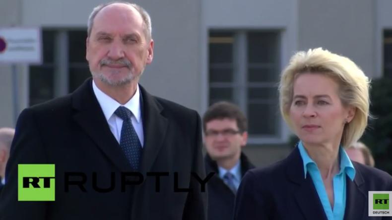 """Berlin: """"Russische Bedrohung"""" - Polen will noch mehr NATO-Präsenz in den baltischen Staaten"""