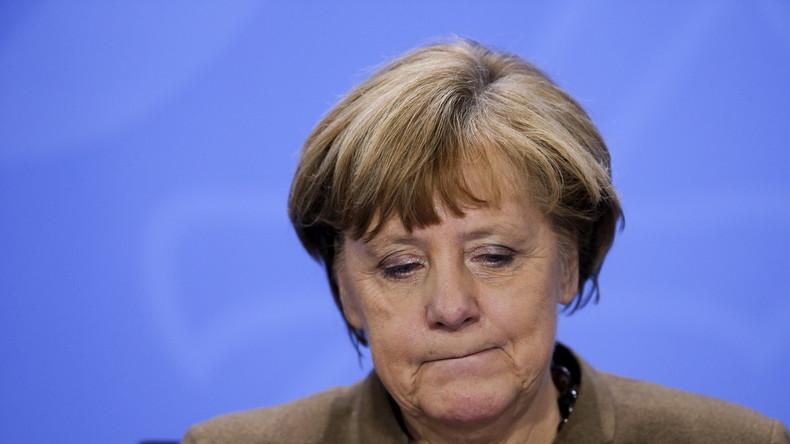 Neue repräsentative Umfrage: 40 Prozent der Bundesbürger fordern Rücktritt von Merkel