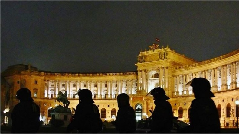 Zum Akademikerball in Wien werden wieder heftige Gegendemonstrationen erwartet.