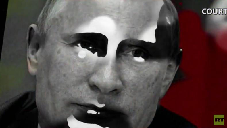 """""""Es war einmal eine objektive BBC"""" - RT dekonstruiert Doku über """"korrupten und kriminellen Putin"""""""