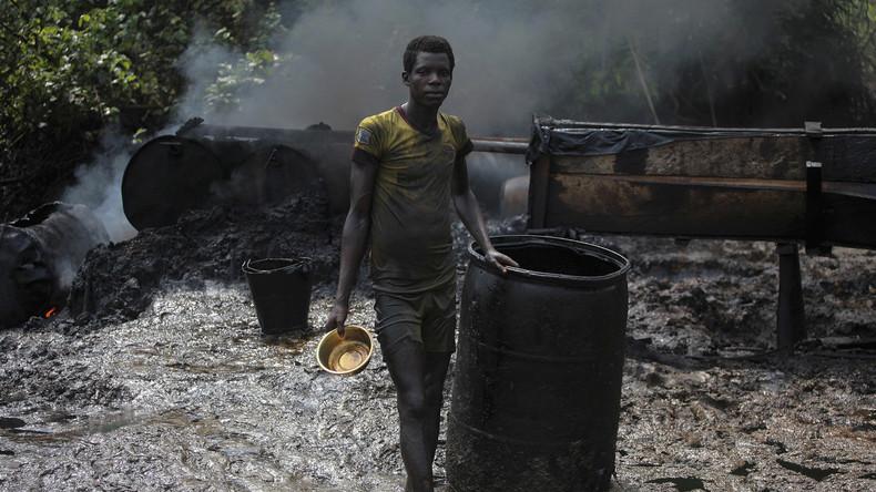 Nigeria: Afrika trifft der Ölpreissturz mit voller Wucht