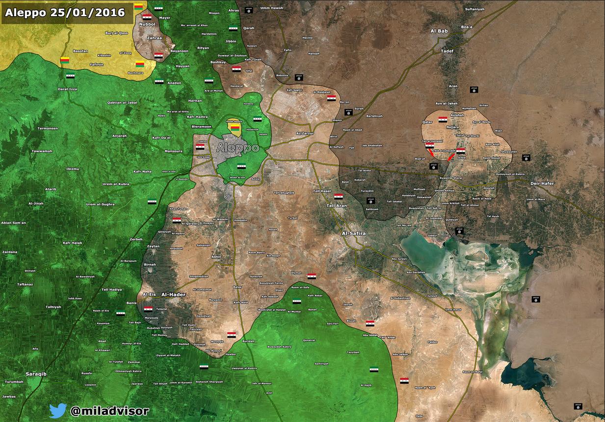 Syrien-Analyse: Aktuelle Frontverläufe und Friedensgespräche in Genf