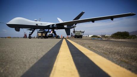 Die MQ-9 Reaper Drohne wird nicht mehr von der US-Luftbasis in Arba Minch, 450 Kilometer südlich der äthiopischen Hauptstadt Addis Abeba abheben.