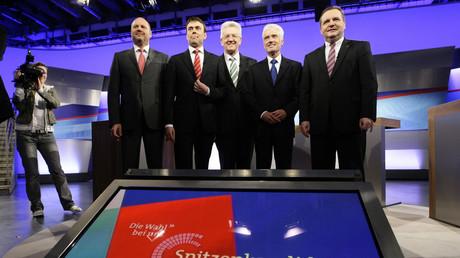 2011 herrschte noch Vielfalt. Vor den anstehenden Landtagswahlen zeigen SWR und MDR dem Publikum nur noch, was den Regierungsparteien genehm ist