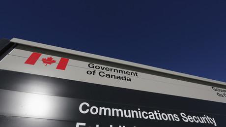 Zentrale des kanadischen Geheimdienstes CSE in Ottawa. Täglich werden bis zu 15 Millionen Dateien abgefangen und analysiert.