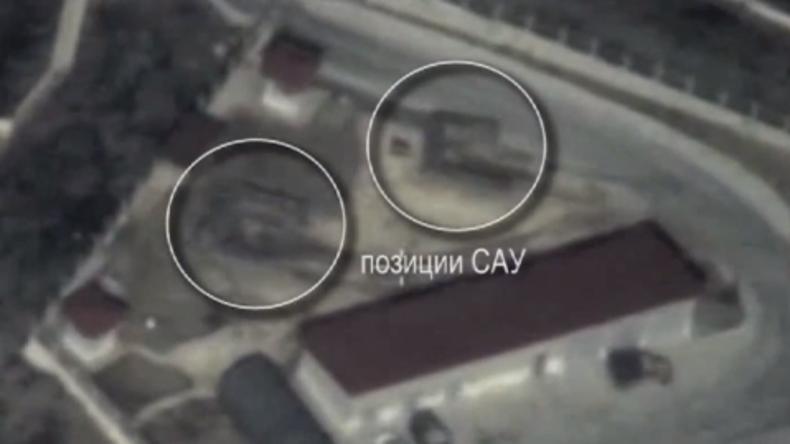 Videobeweis: Türkei bombardiert mit schwerer Artillerie syrisches Territorium