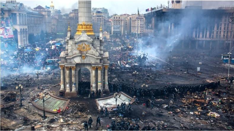 """""""Falscher Maidan"""": Ukraine fordert von Frankreich Rücknahme einer kritischen Doku zum Maidan"""