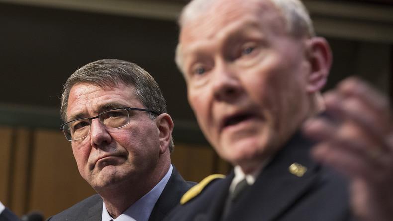 US-Militärbudget 2017 soll vorwiegend in Anti-IS-Kampf und nach Osteuropa fließen