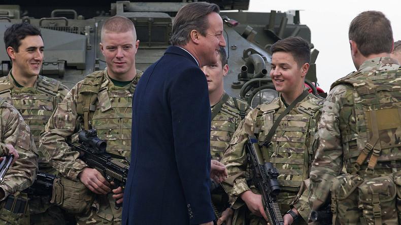 Intervention 2.0 in Libyen: Großbritannien will tausend Soldaten entsenden