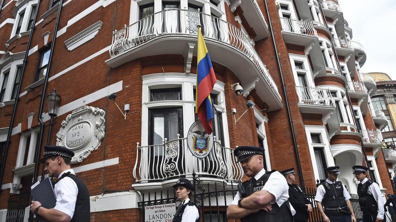 Assange: Stelle mich, falls UN gegen mich entscheidet - Laut BBC stimmte UN-Gremium für Assange