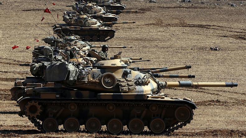 Russisches Verteidigungsministerium: Immer mehr Anzeichen für Militärinvasion der Türkei in Syrien