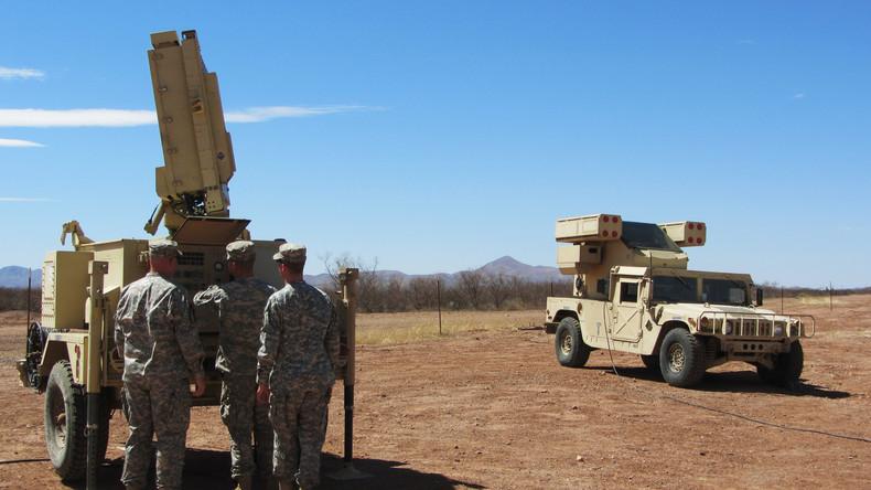 Indizien verstärken sich: USA errichten im kurdischen Gebiet von Syrien eine Luftwaffenbasis