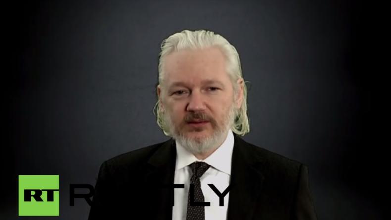 Live: Julian Assange gibt Pressekonferenz nach UN-Entscheidung über seine Haft