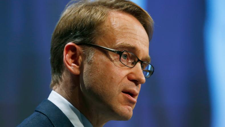 Jens Weidmann, Präsident der Bundesbank, ist gegen eine Bargeld-Obergrenze