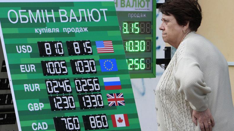 Zentralbank der Ukraine: Handelskrieg mit Russland kostet uns jährlich 1,1 Milliarden US-Dollar