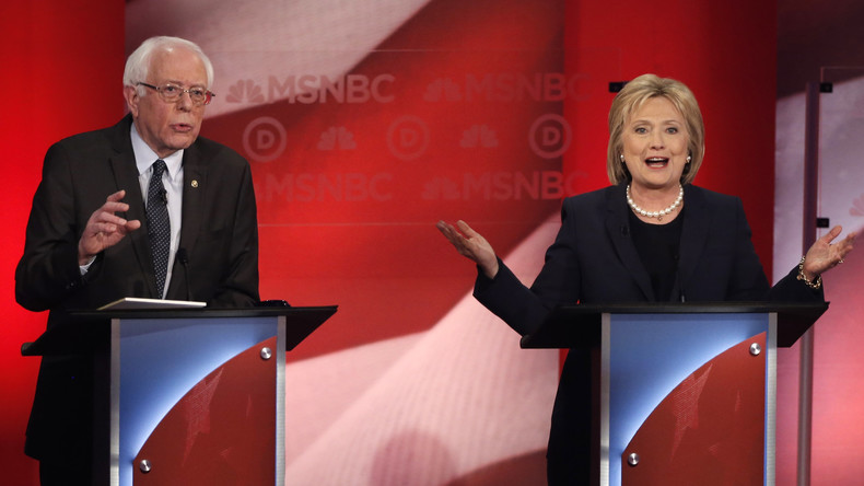 """Fakten gegen Plattitüden - Sanders: """"Russland keine Gefahr"""""""