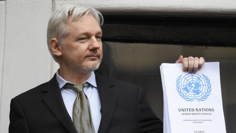 Staatsfeind Assange - Wie hochrangige US-Politiker die Enthüllungsplattform WikiLeaks denunzierten