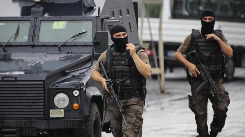 """Ausnahmezustand in Cizre: Türkische Sicherheitskräfte töten 60 """"Terroristen"""" in einem Keller"""