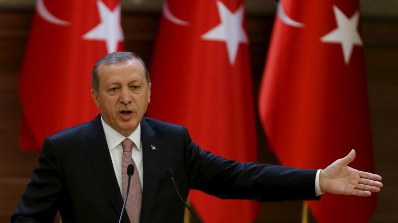 """Erdoğan stellt USA vor Entscheidung: """"Wer ist euer Partner, ich oder die kurdischen Terroristen?"""""""