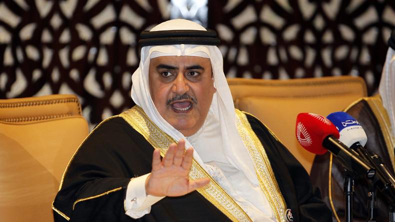 """""""Ohne uns"""" - Bahrain dementiert Pläne für die Entsendung von Bodentruppen nach Syrien"""