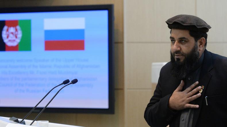 Afghanistan entsendet seine Offiziersanwärter zur Ausbildung nach Russland