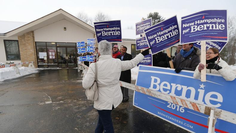 "New Hampshire: Tochter von Hillary Clinton nennt Sanders bereits ""Präsident"""